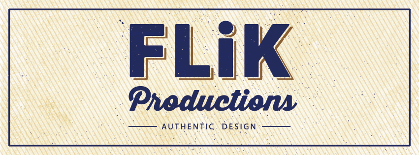 Flik Productions authentic design
