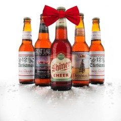12 beers of Christmas craft beer photography 2014