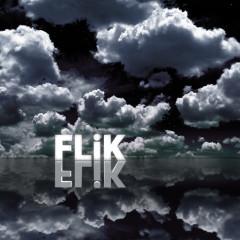 Flik Productions realistic 3D logo design