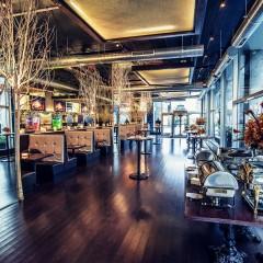 South Branch interior restaurant photography
