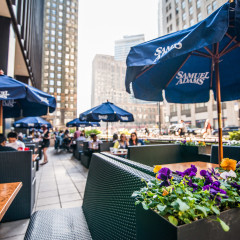 Sweetwater outdoor patio