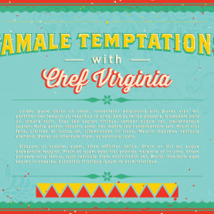 Tamale Temptations certificate design