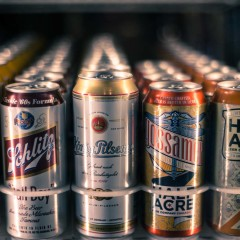 craft beer can photography Half Acre Chicago