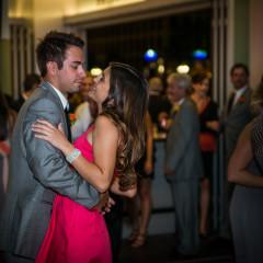 dancing couple Chicago wedding photography