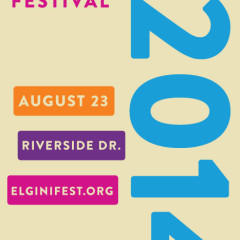 new Elgin international festival design