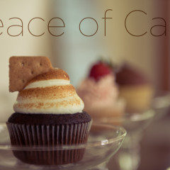 Peace of Cake boutique promotional photograph