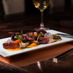 restaurant menu photography