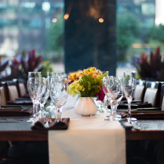 table setting - event photography
