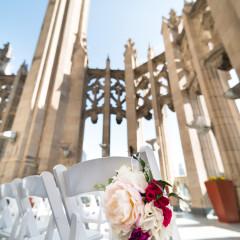 wedding architecture photography - Tribune-Tower
