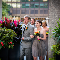 wedding party Chicago event photography