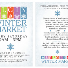 Elgin winter market 4x6 card design